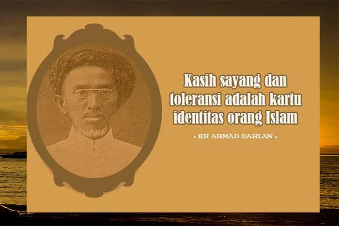 Kutipan KH. Ahmad Dahlan Pendiri Muhammadiyah