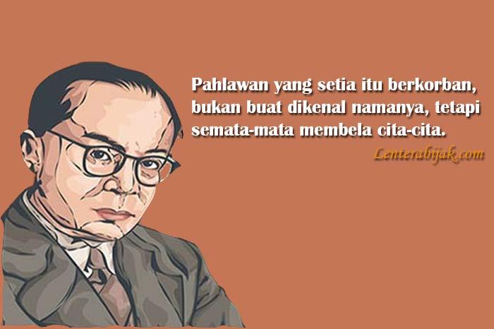 Kutipan Mohammad Hatta Untuk Bangsa Indonesia Lentera Bijak