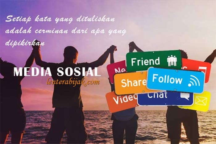 Kata-kata Bijak Untuk Pengguna Media Sosial