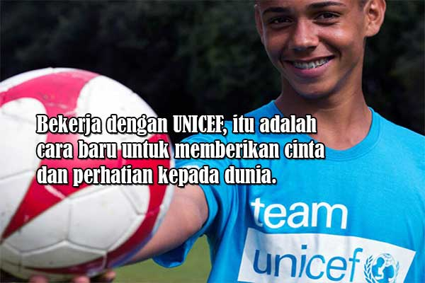 Kutipan dan Kata Bijak Dari UNICEF