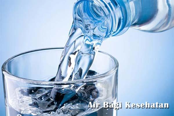 air untuk kesehatan