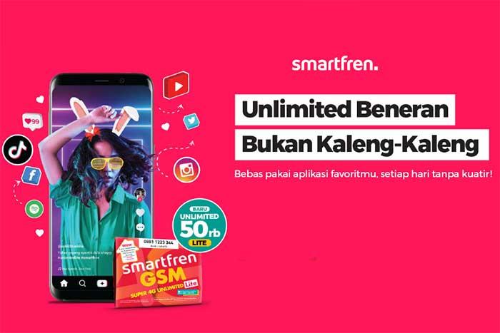 kuota 4G LTE Smartfren
