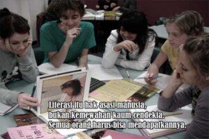Kutipan Tentang Literasi