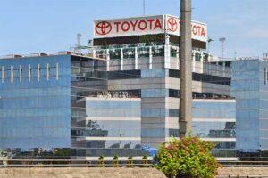 Toyota di Seva