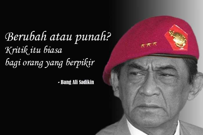 Kutipan Bang Ali Sadikin