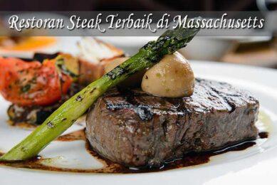 Restoran Steak Terbaik di Massachusetts